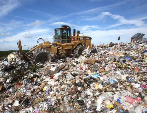 مشکلات زباله در زندگی شهری و راه حل سرویکو!