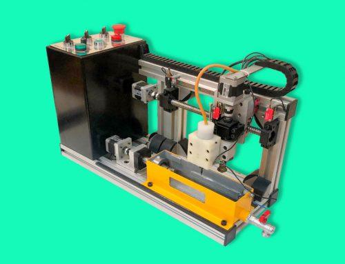 دستگاه تراش CNC ماشینکاری تخلیه الکتروشیمیایی